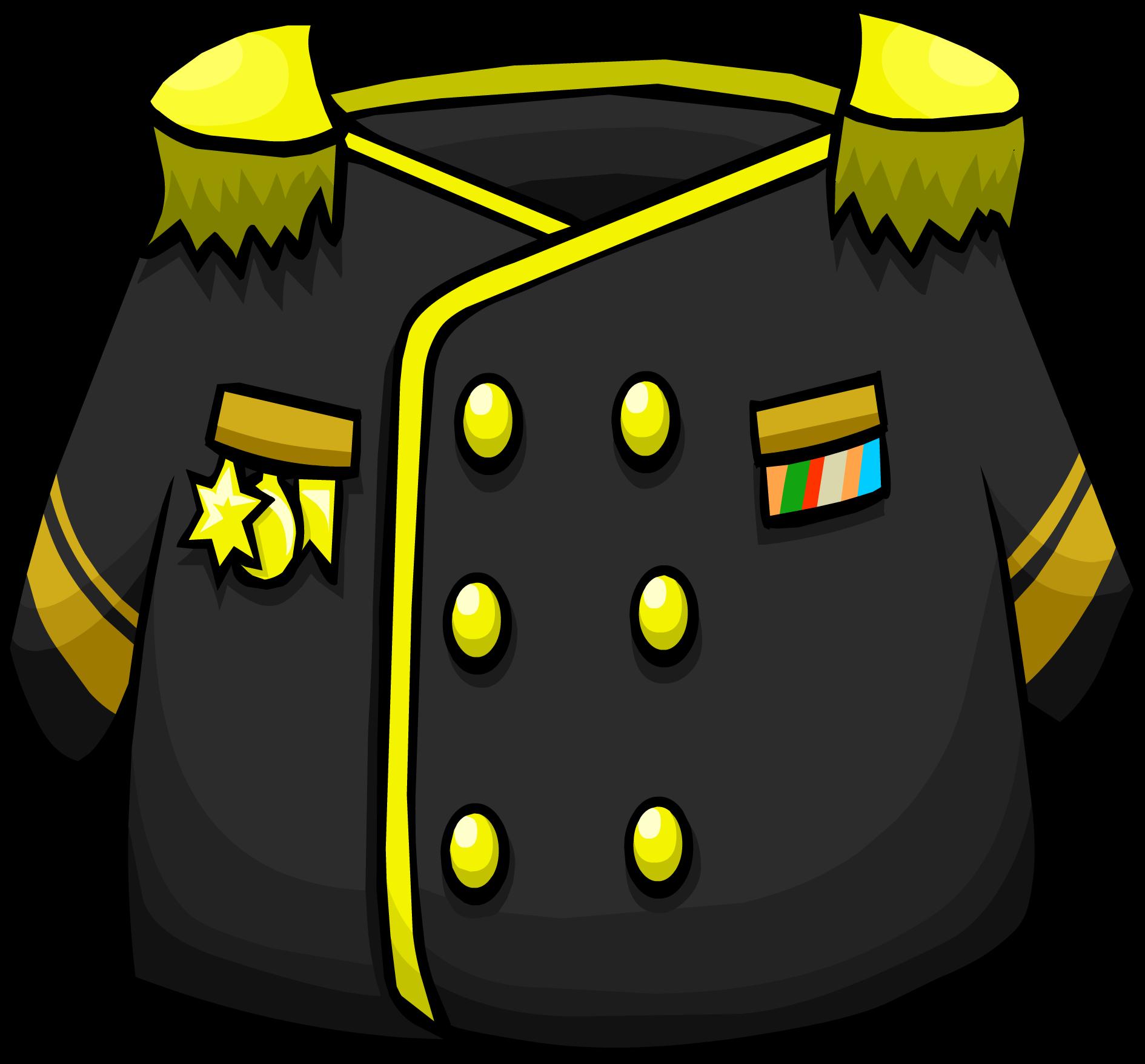Black Admiral Jacket
