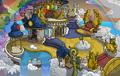 Medieval Party 2020 Sky Kingdom all gems