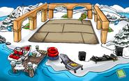 Winter Fiesta 2018 Dock