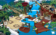 Island Adventure Party 2018 Cove 2