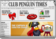 Club Penguin Times Issue 42