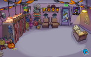 Halloween Party 2017 Gift Shop