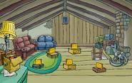 Island Eclipse Lodge Attic