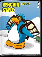 Penguin Style Aug 17