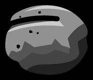 Aqua Grabber pearl shaped rock
