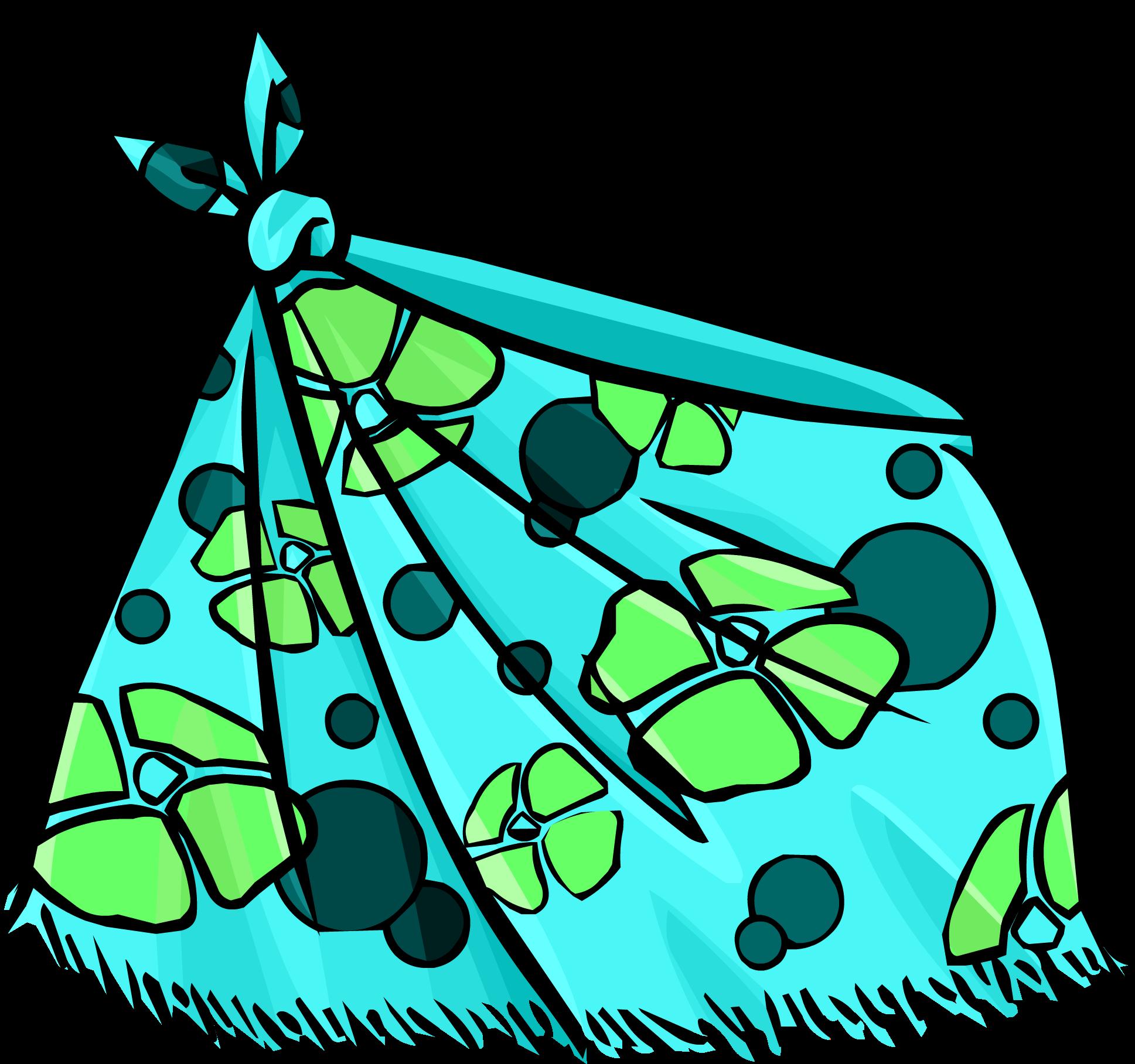 Aqua Sarong