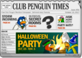 Club Penguin Times Issue 31