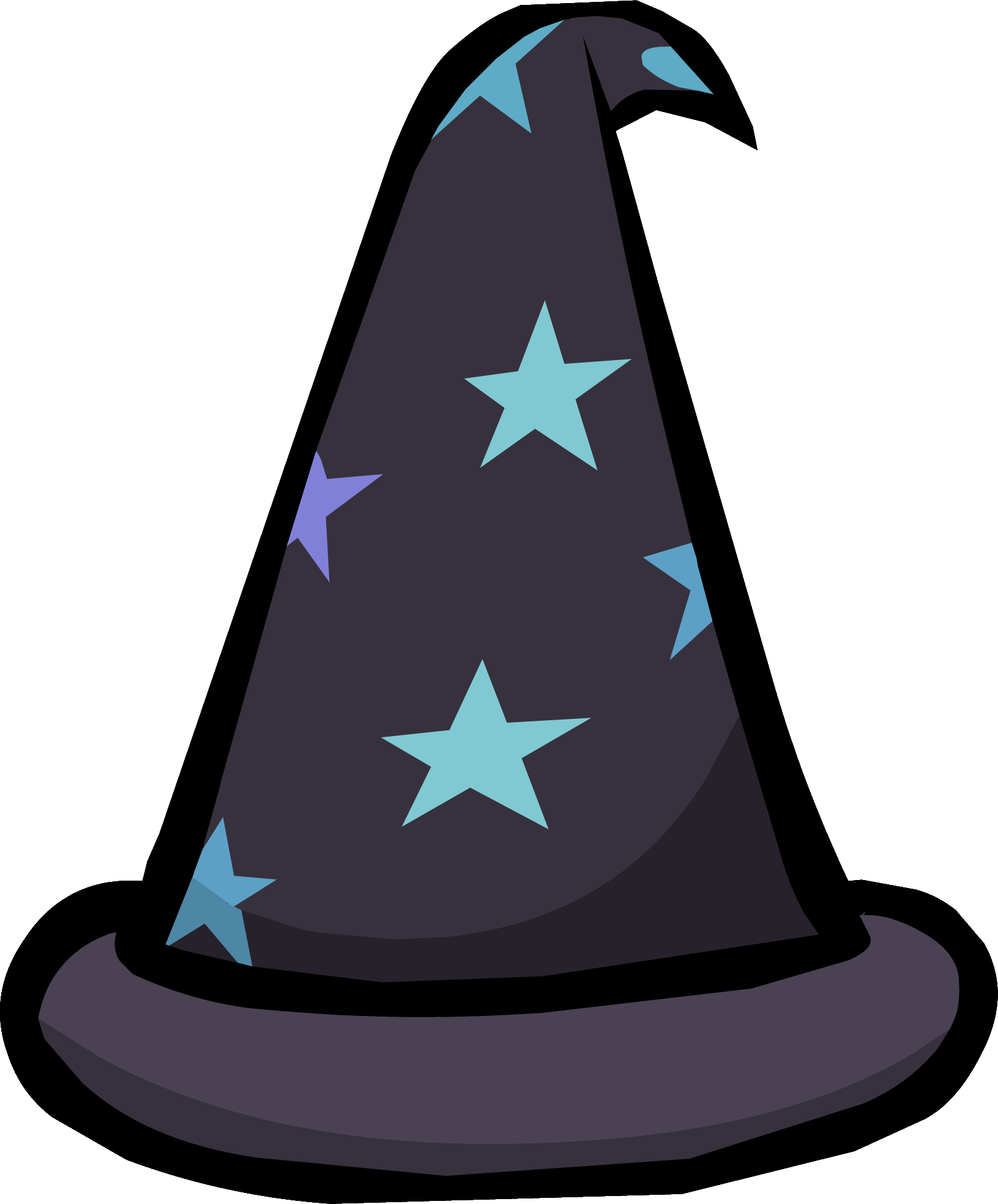 Enchanted Wizard Hat