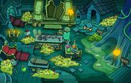 Halloween Party 2019 Monster Room