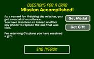 Mission 6 Conclusion