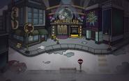 Noir Party Town