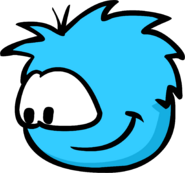 Blue Puffle Love Your Pet (Old)