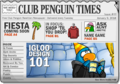 Club Penguin Times Issue 44