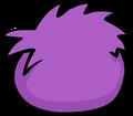 Purple Puffle old catalog