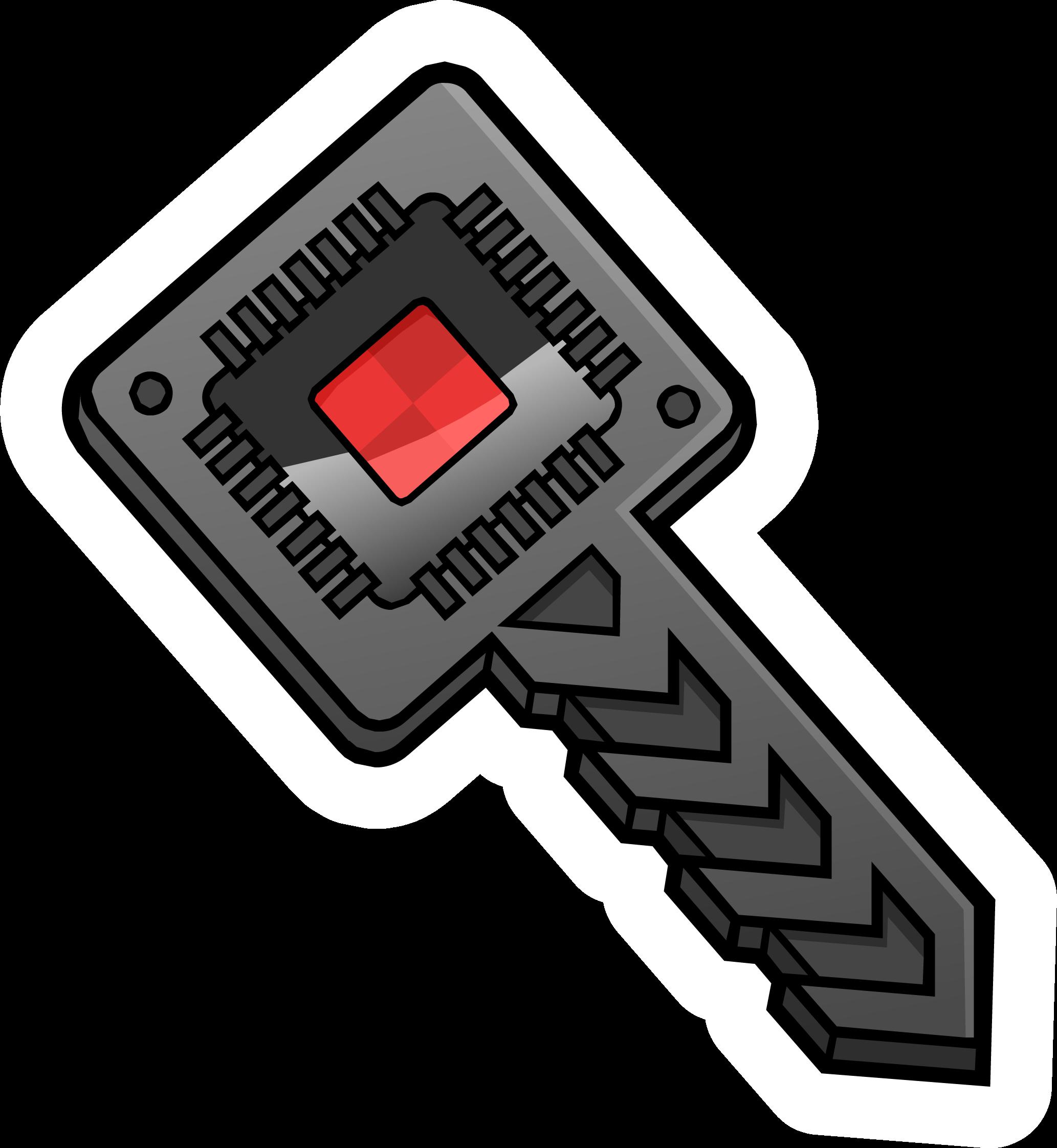 Expedition Key Pin