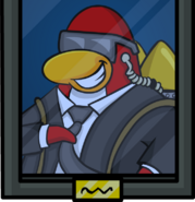 Jet Pack Guy Recon Room Portrait