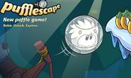 Pufflescape Login Screen