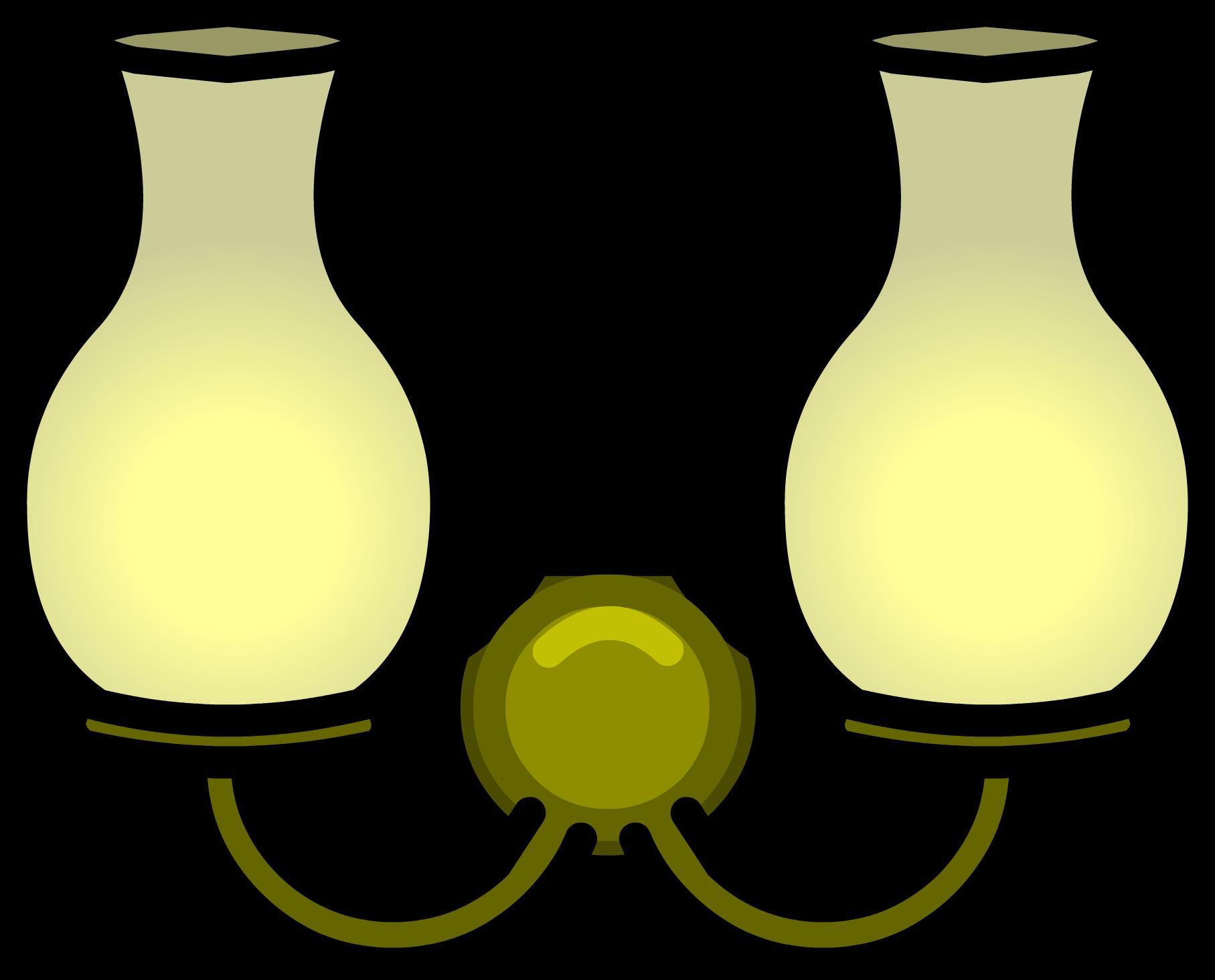 Double Wall Light