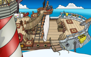 Island Adventure Party 2018 Pirate Ship