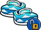 Canvas Cloud Shoes
