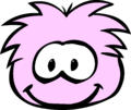 Pink Puffle