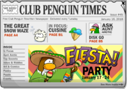 Club Penguin Times Issue 45