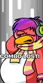 Combo Lost