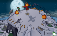 Halloween Party 2018 Ski Hill