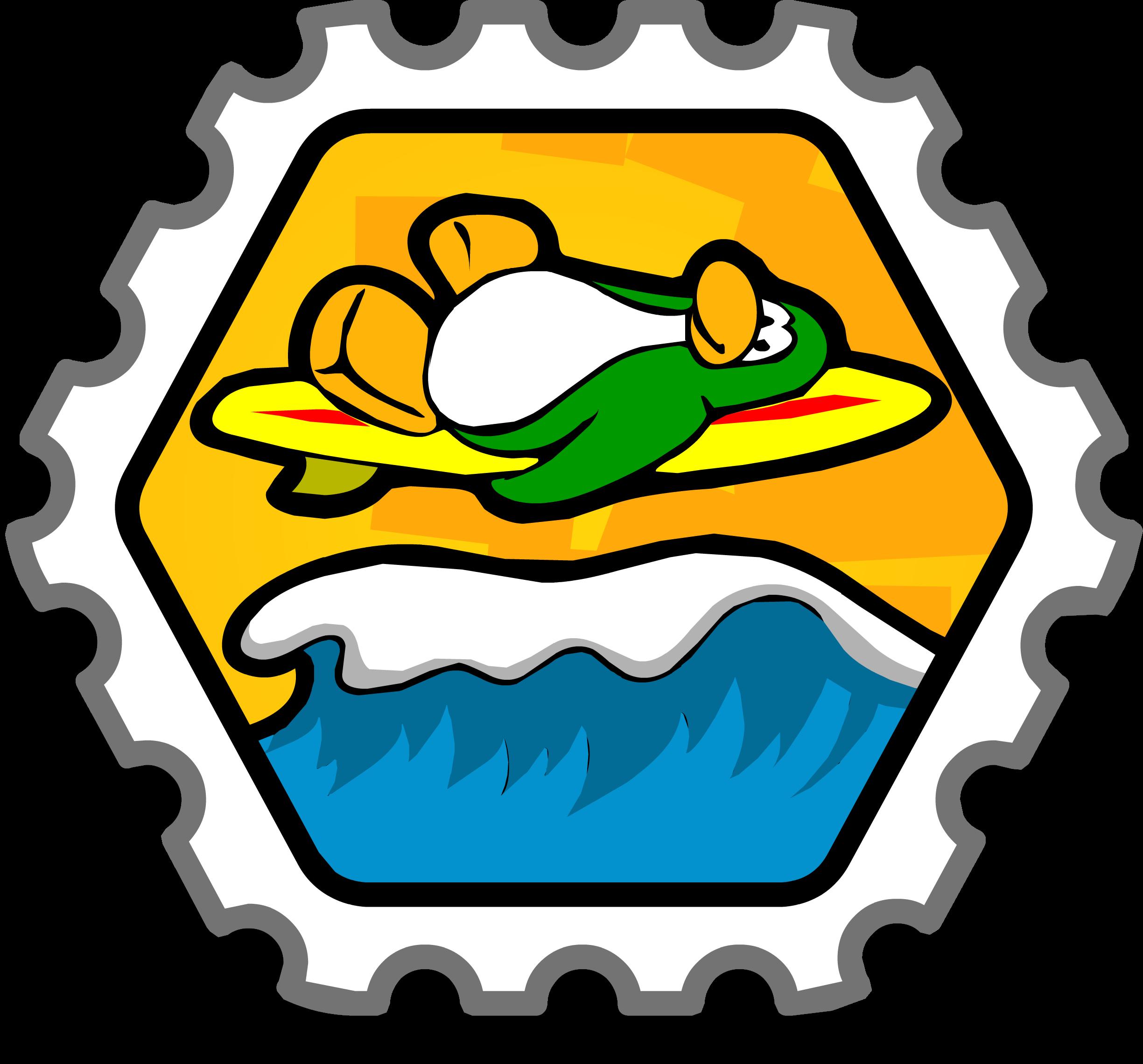 Super Spin Stamp