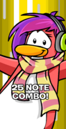 25 Note Combo 2