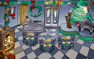 Christmas Party 2017 Pizza Parlor