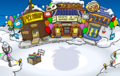 Puffle Party 2019 Plaza