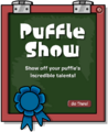 Puffle Show Poster