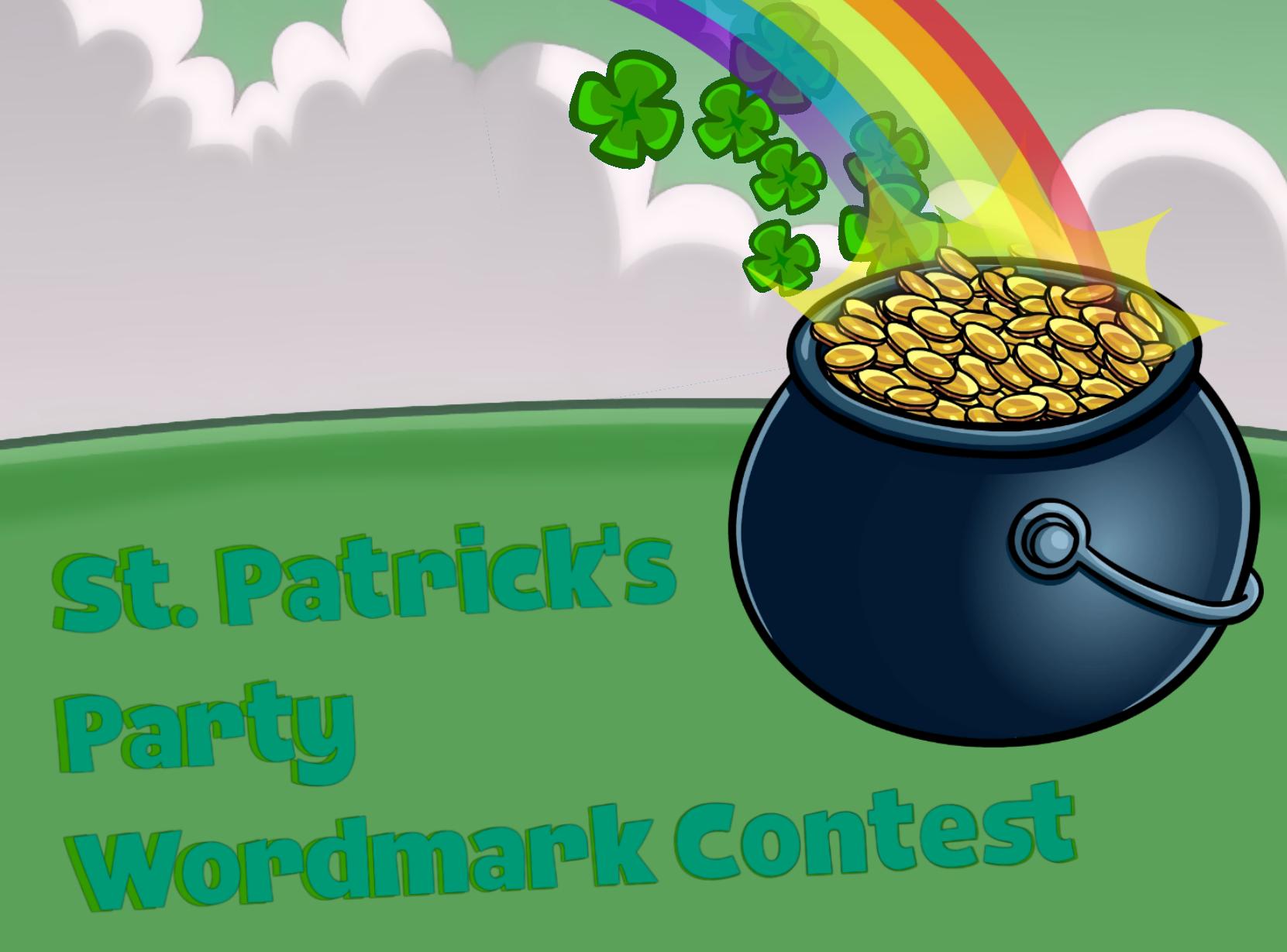 Lataus/St. Patrick's Parade Wordmark Contest!