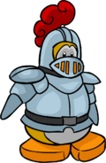 Knight 2 Club Penguin Times