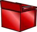 Shiny Red Stove sprite 020