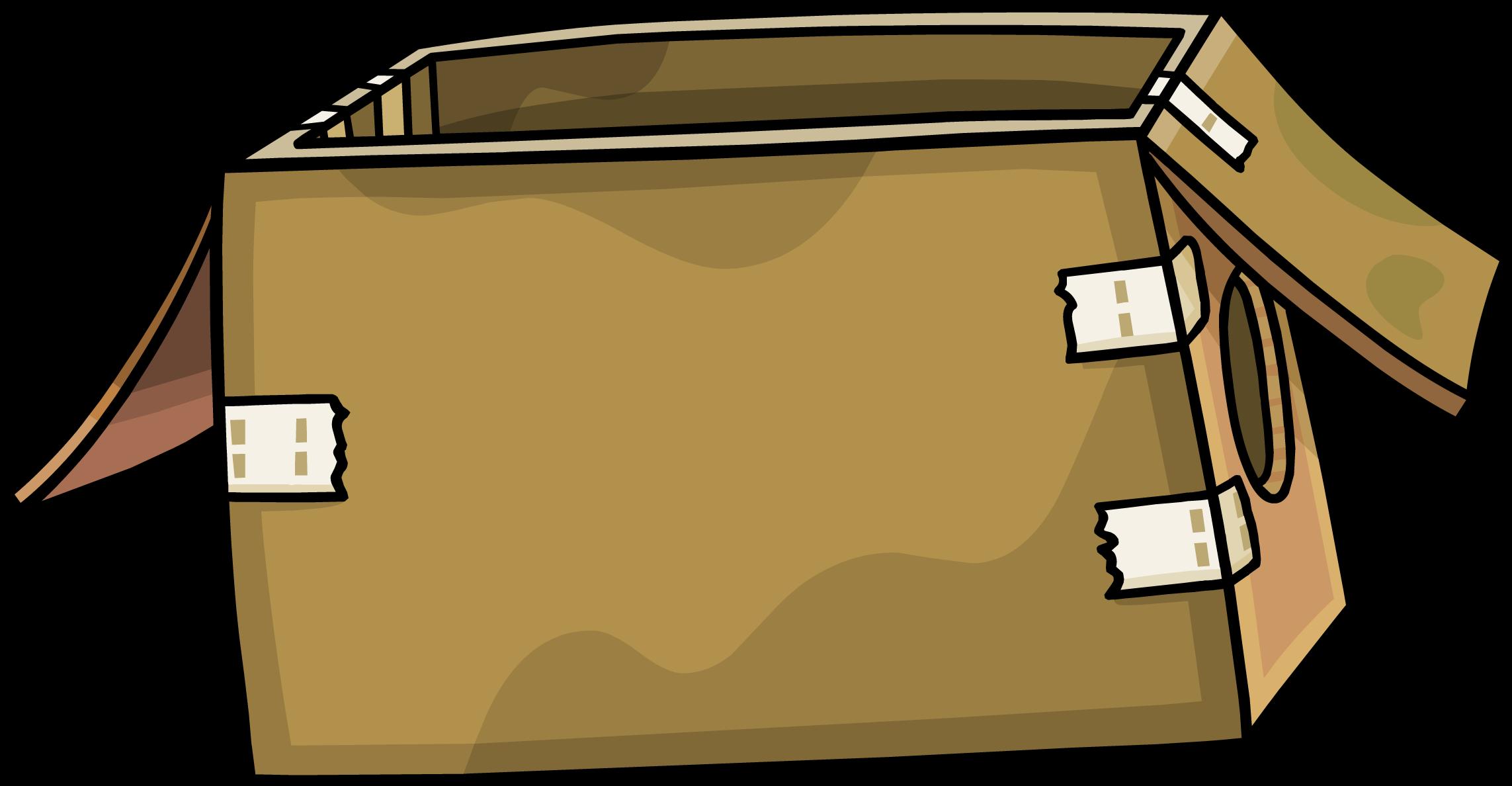 Box Costume