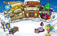 The Fair 2018 Plaza