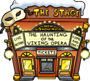 Haunting of Opera Front