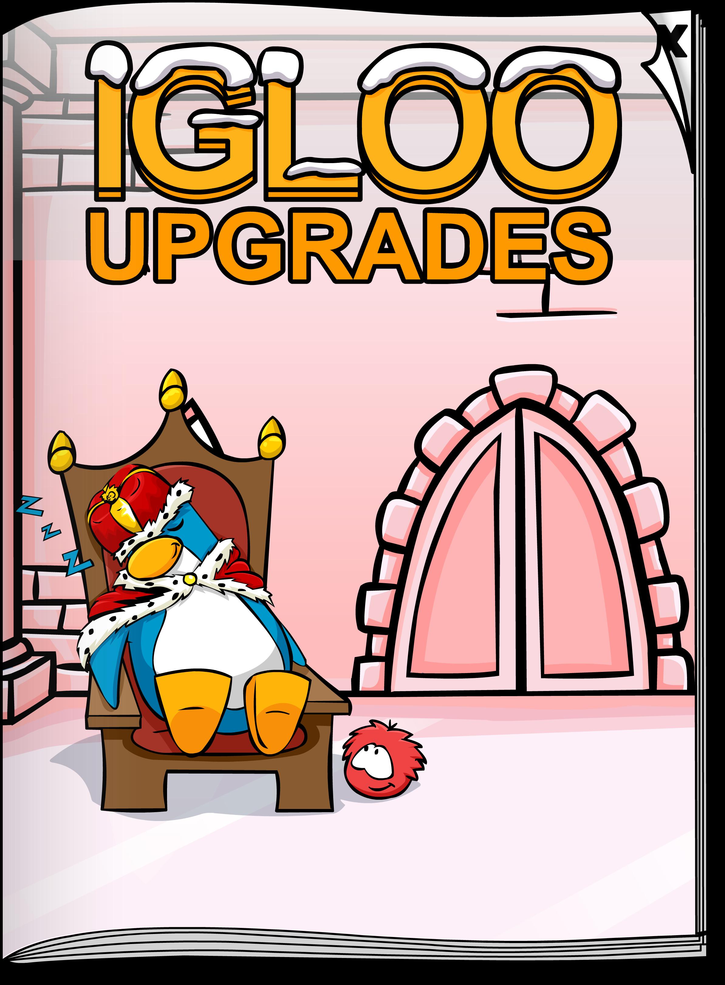 Igloo Upgrades Feb'17