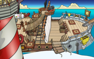 Island Adventure Party 2018 Pirate Ship 9