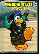 Penguin Style Jun 19