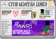 Club Penguin Times Issue 151
