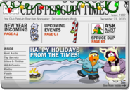 Club Penguin Times Issue 182