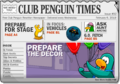 Club Penguin Times Issue 92