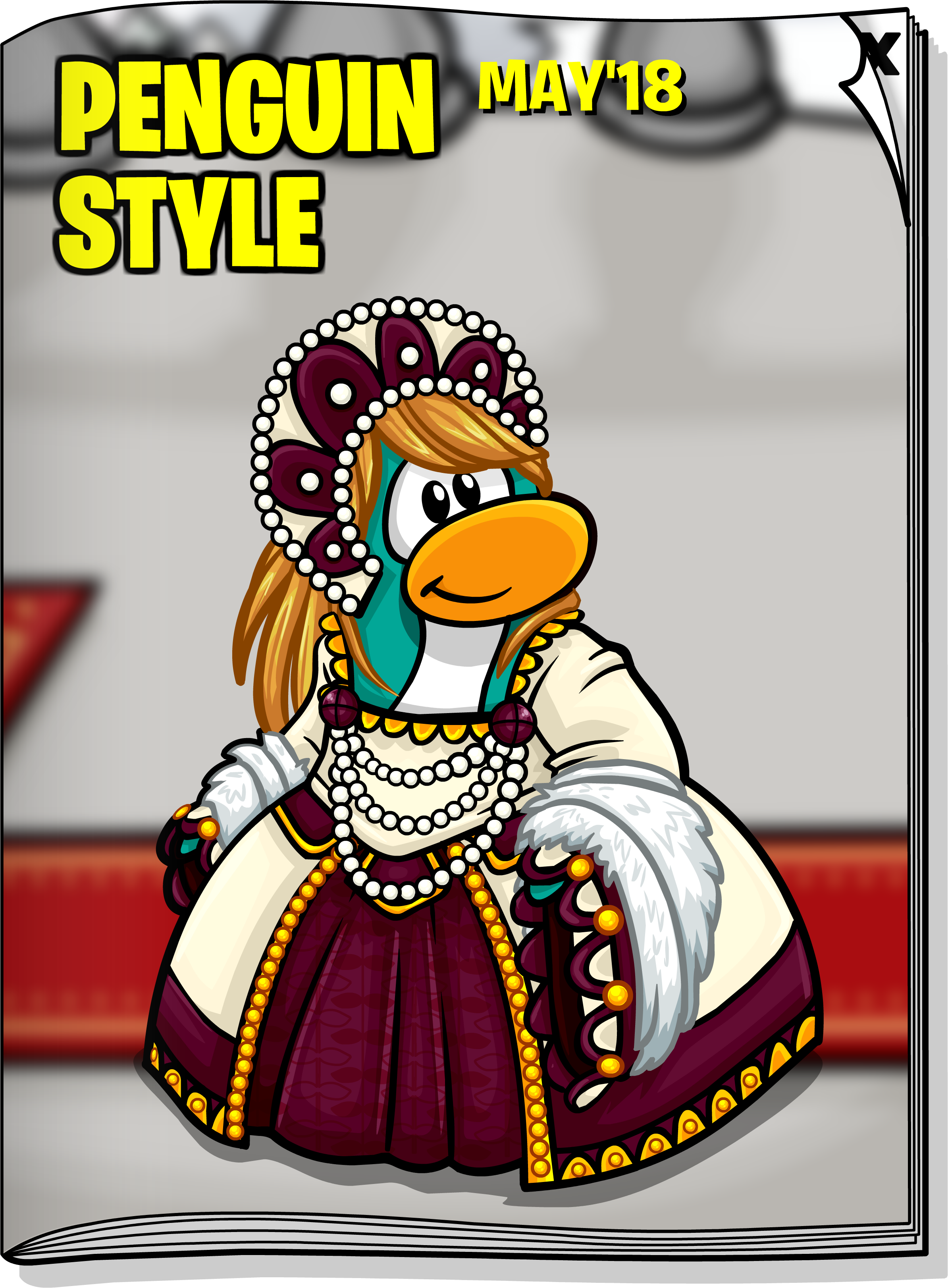Penguin Style May'18