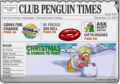 Club Penguin Times Issue 40