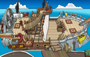 Island Adventure Party 2018 Pirate Ship 3