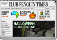 Club Penguin Times Issue 176