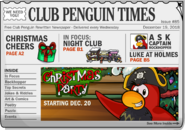 Club Penguin Times Issue 85